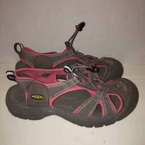 Keen women's trail/hiking sandals